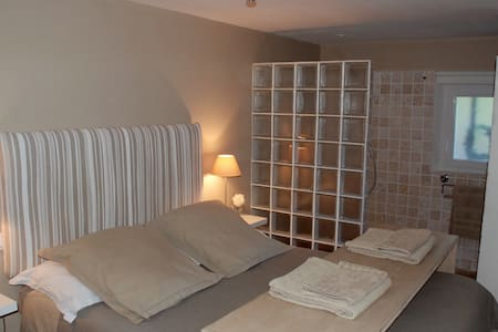 Wohnung 2/4 pers in Roussillon - Roussillon - Wohnung