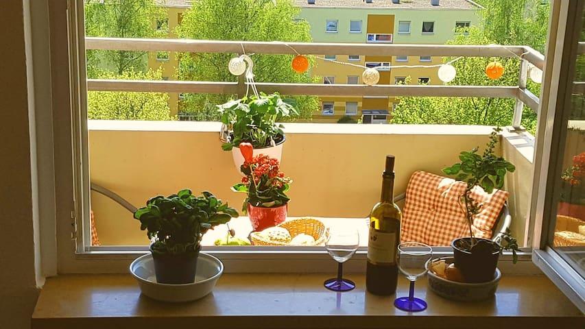 City Apartment Messe neu Nürnberg