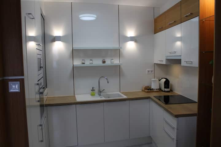 Quelle-Apartman ahol otthon érzed magad.