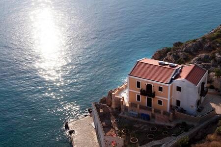 Breathtaking apt in Kastellorizo 4 - Kastelorizo - Apartmen