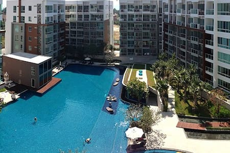 beautiful condo close to beach - Apartemen