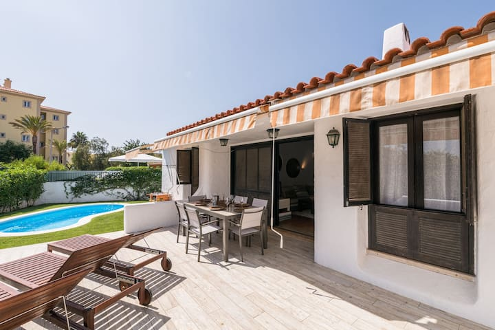 Private Villa with Pool and Garden