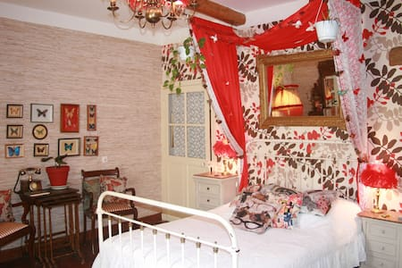 Bed&Breakfast Battement d'Elle Room