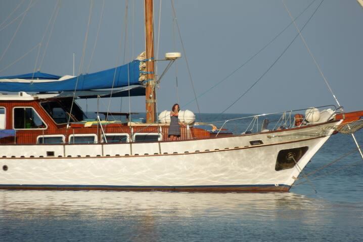 Yacht IRINA - Egina