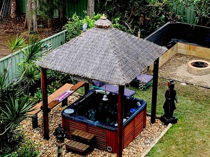 Bali Garden  Bundeena's Holiday Oasis