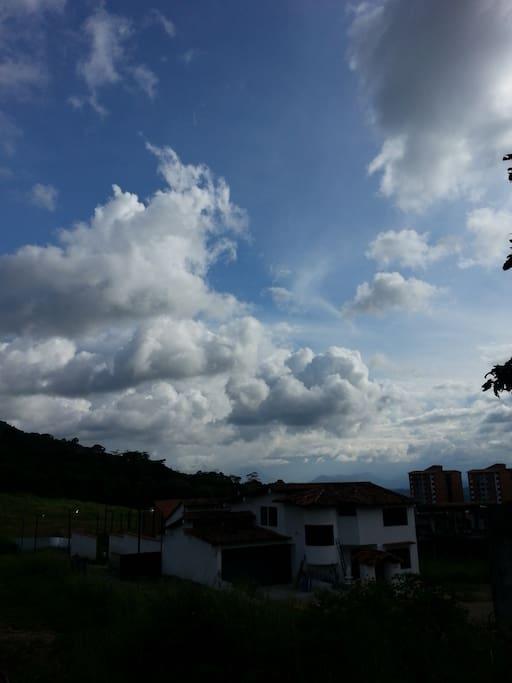 vistas