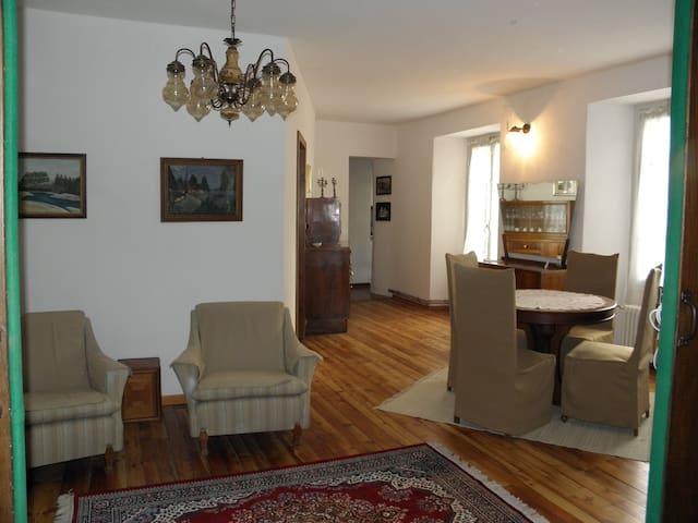 Casa antica imbocco Val Masino 2 - Ardenno - Daire