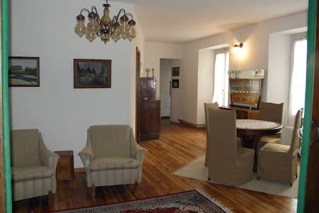 Casa antica imbocco Val Masino 2 - Ardenno - Departamento