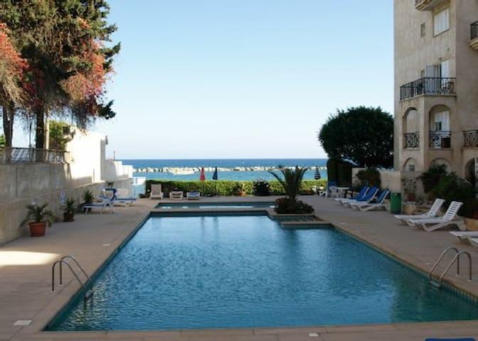 2-bdr. apartment Les Serenes 209 - Limassol - Apartemen