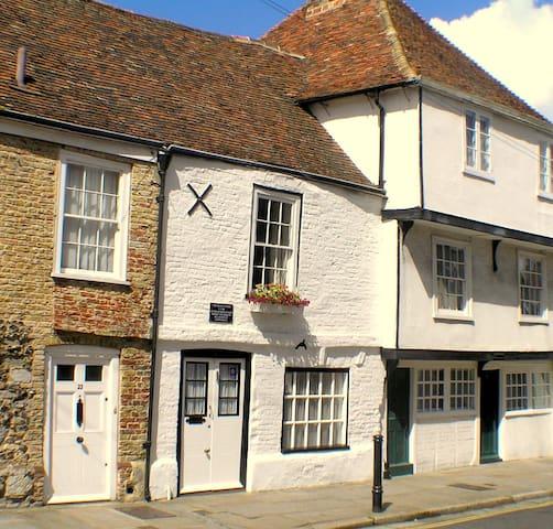 Thomas Paine's cottage, Sandwich