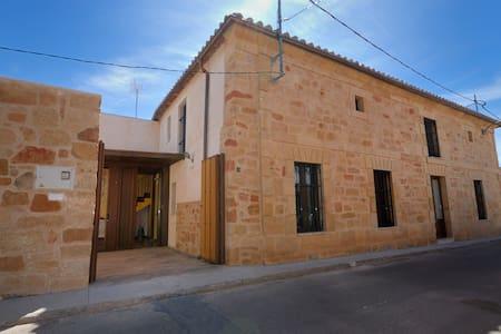 Los Moruchos  14 kms Salamanca - Aldearrubia