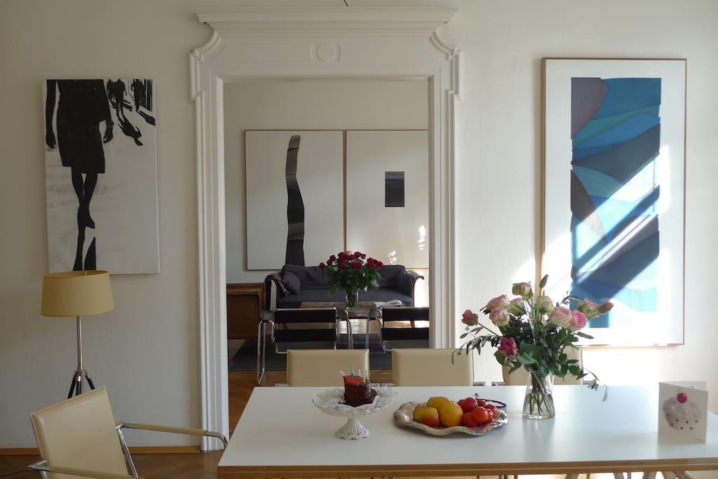 au ergew hnliche altbauwohnung wohnungen zur miete in m nchen bayern deutschland. Black Bedroom Furniture Sets. Home Design Ideas