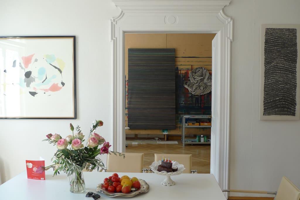 au ergew hnliche altbauwohnung wohnungen zur miete in. Black Bedroom Furniture Sets. Home Design Ideas