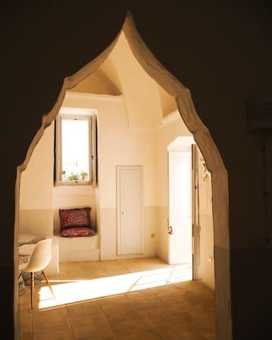 Tulsi Rooms - Marittima - บ้าน