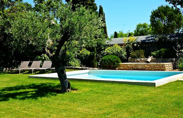 Quaint Luberon Cottage Private Pool - Joucas