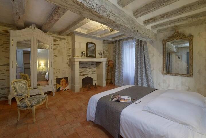Maison de charme en bord de Loire
