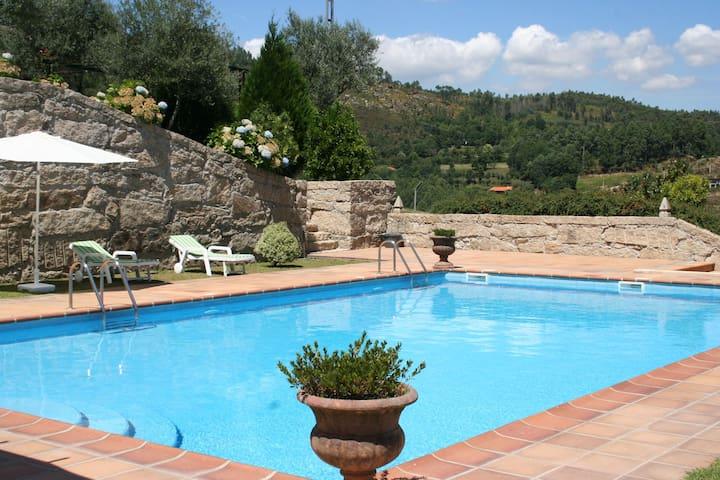 Casa de Sestelo, Arinto Cottage - Cabeceiras de Basto Municipality - Maison