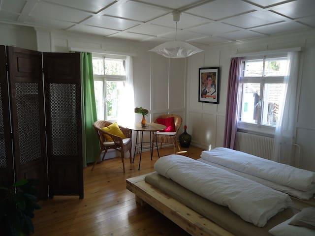 Sprè Doppelzimmer / Frühstück - Bad Ragaz