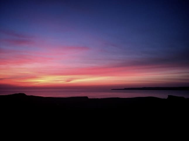 Where the Sea meets the Sky - Miltown Malbay - Cabana