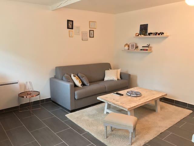 Beau studio dans quartier calme - Gagny - Dom
