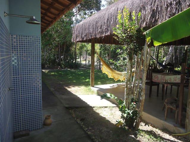 Vila de Santo André - Bahia. - Santa Cruz Cabrália - Rumah