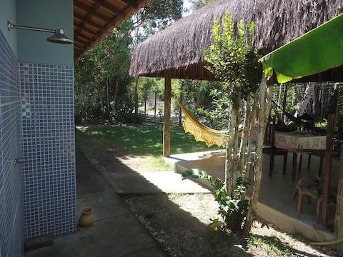 Vila de Santo André - Bahia.