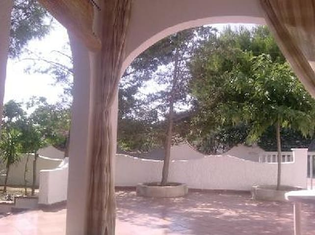 House with garden, 5mt from beach - Campomarino - Casa