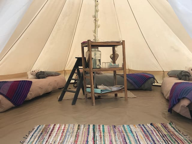 Sisters inTentz - Glamping in Hepburn Shire