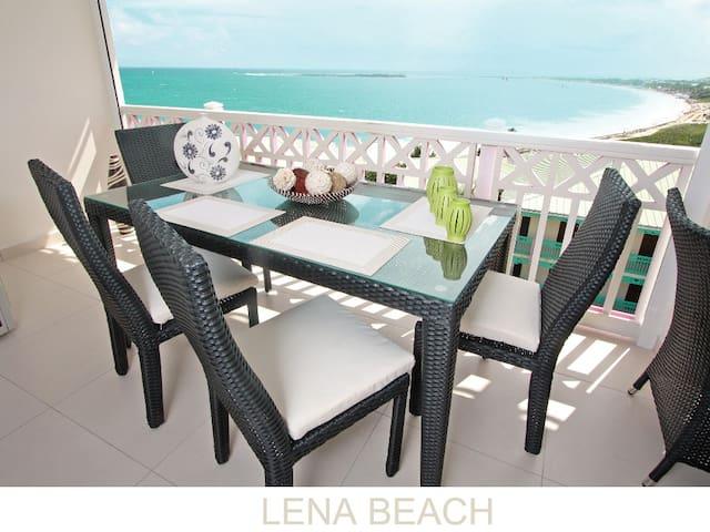 HAVEN Luxury Apartment, ocean view