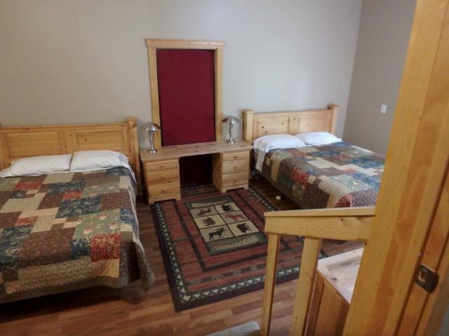 12 x 20 Bedroom