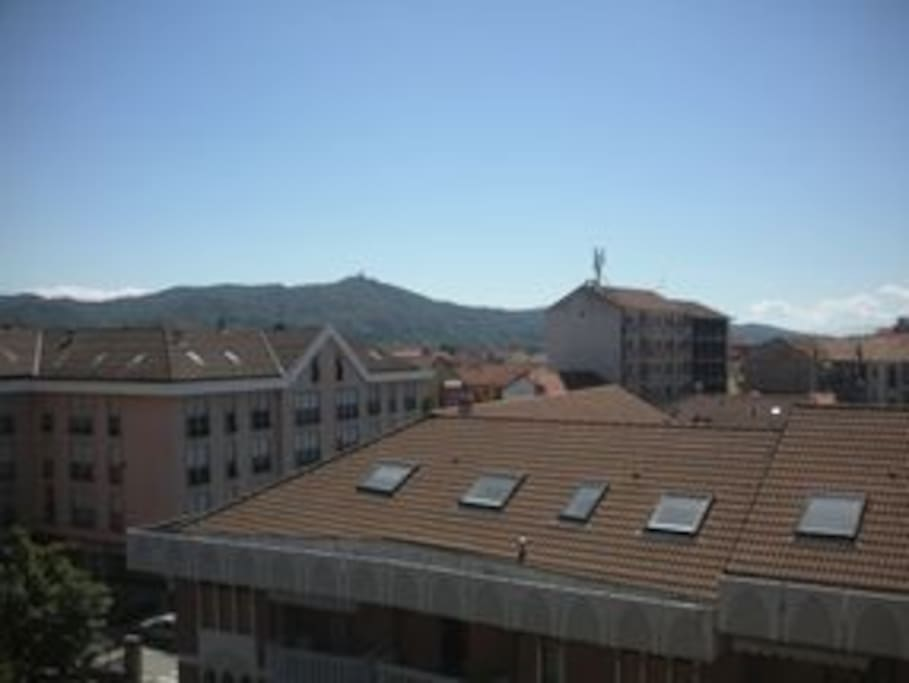 Balcon panorama Superga's Hill
