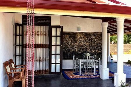 3 Bedroom Guest House by Kte Beach - Kalpitiya