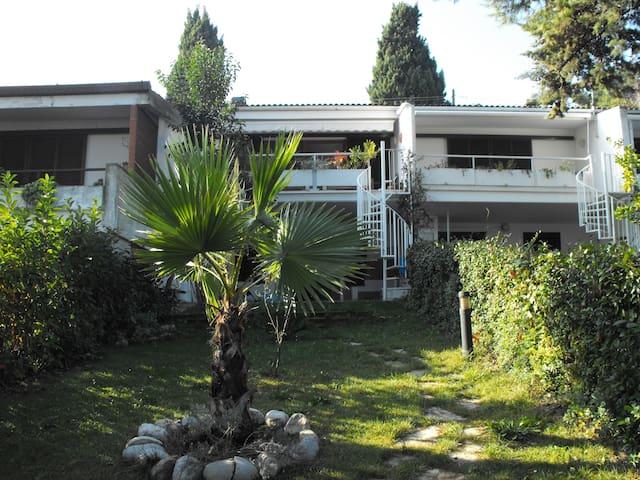 villa in countryside, 5p, see view - Roseto degli Abruzzi - วิลล่า
