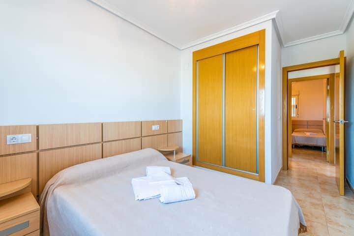 Vacaciones Oromarina Jardines del Mar- Apartamento 2 Dormitorios