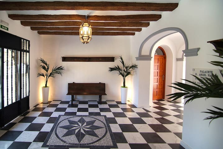 CASA RURAL PALACETE MAGAÑA - Malón - Apartment