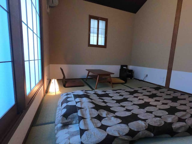 Room2 A 10-minute walk from Kyoto st!