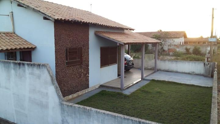 A Casa Santa Clara-São Francisco de Itabapoana -RJ