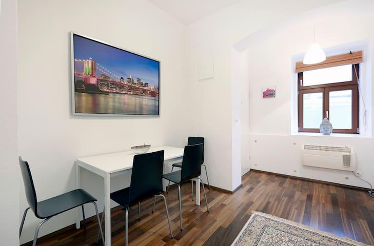 Zentral gelegene, 2 Zimmer Hit - Viena - Pis