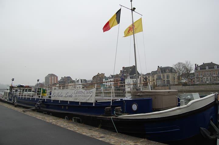 La Valse Lente Péniche/Boot/Barge
