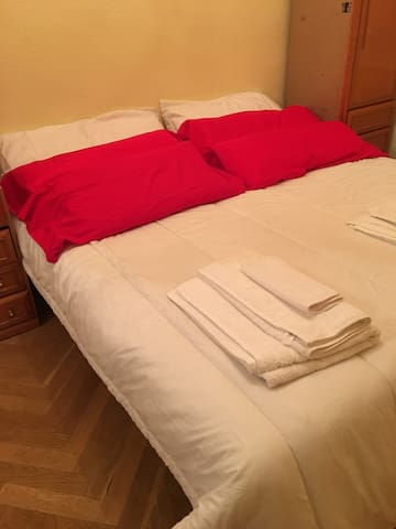Great Flat in City Center of Madrid