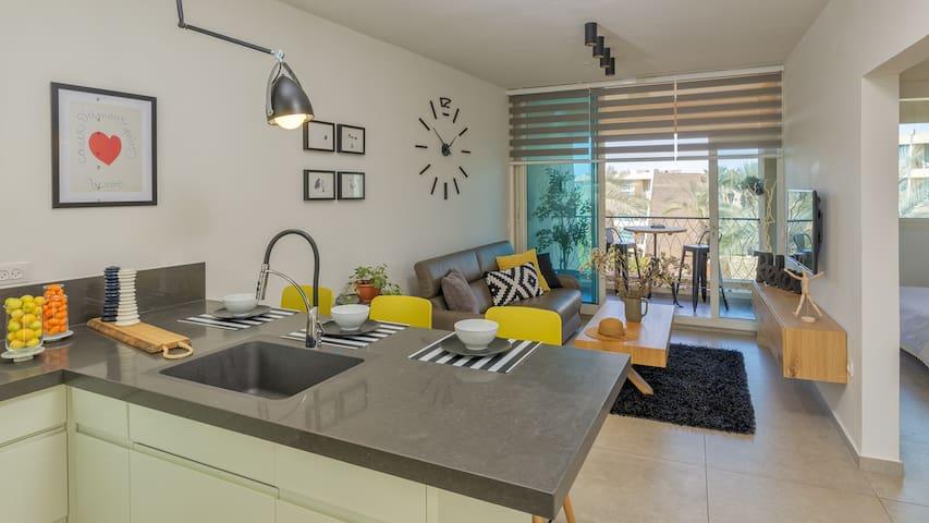 Apartment at Caesarea Family resort - Caesarea - Lägenhet