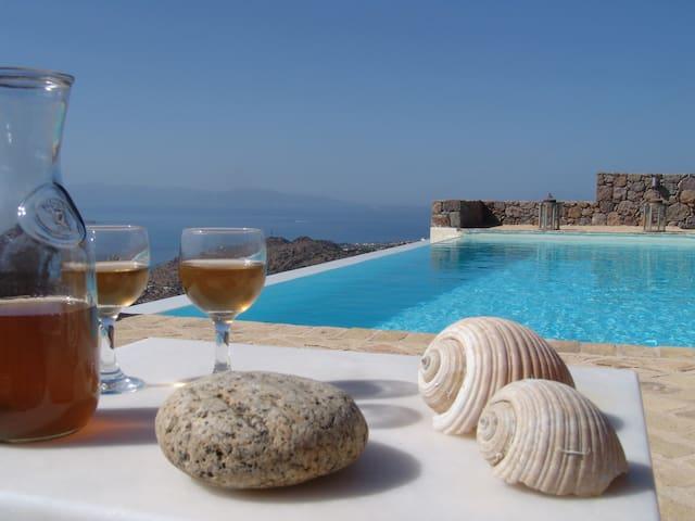 Infinity Villa  - Aegina Island - House