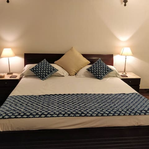 3To1 a Centrally located room in Defence Colony 2