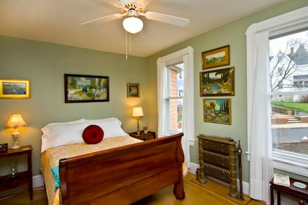 Cozy Room with one double bed - Winthrop - Bed & Breakfast