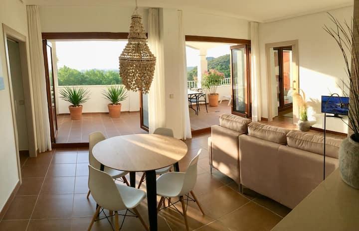 CASA MAS - Luxe appartement met mooi uitzicht