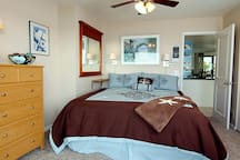 2nd Bedroom with a King Bed