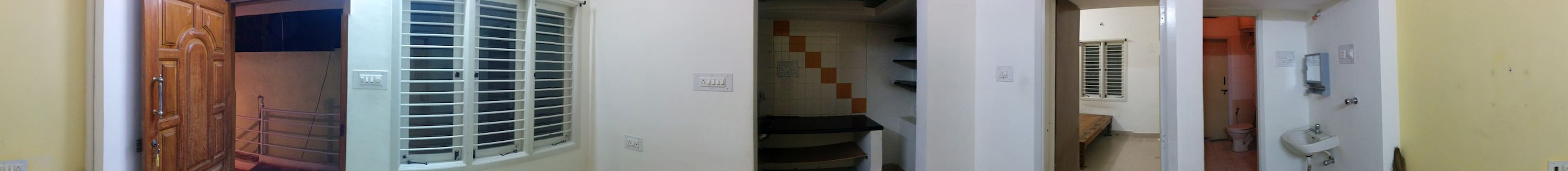 2BHK rent at Yelahanka near International Airport - Bengaluru - Huoneisto