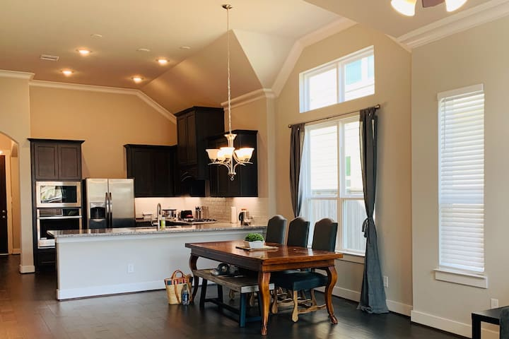 Brand New Woodlands Single Family House