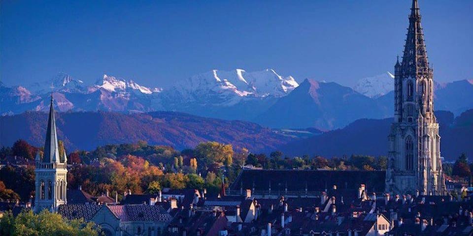 Charming Bernese retreat