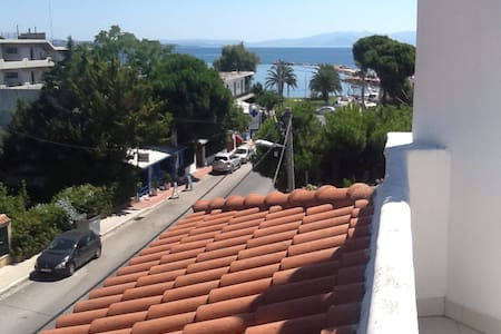 Lovely Summer Apartment!! - Nea Makri